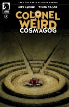 Colonel Weird: Cosmagog (4P Ms)  #2 Cover A