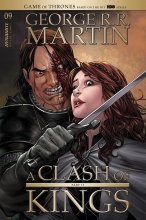 George RR Martins: Clash of Kings  #9 Cover A