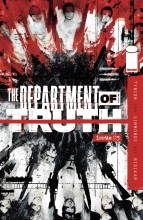 Department of Truth  #3 Cover A