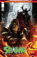 Spawn  #312 Cover A