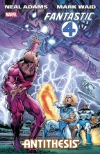 Fantastic Four: Antithesis (4P Ms)  #4