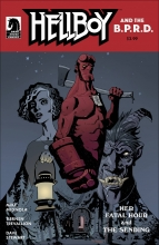 Hellboy and BPRD: Her Fatal Hour  #1 Cover A