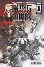 King in Black (5P Ms)  #1 Premiere Variant