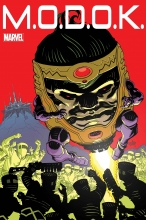 MODOK: Head Games (4P Ms)  #1