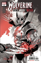 Wolverine: Black White Blood (4P Ms)  #2