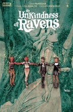 An Unkindness of Raven (5P Ms)  #4 Cover A