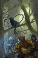 Stranger Things and Dungeons and Dragons (4P Ms)  #3 Cover A