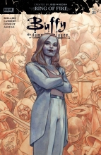 Buffy the Vampire Slayer  #21 Cover A