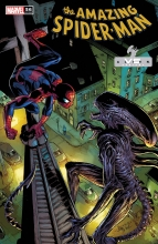 Amazing Spider-Man (Vol. 6)  #56 Marvel vs Alien Variant