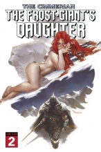 Cimmerian: Frost Giants Daughter  #2 Cover A