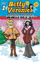 Betty and Veronica - Friends Forever  #1 - Winterfest