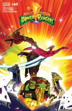 Mighty Morphin  #3 Cover B - Legacy Variant