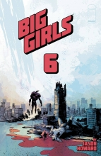 Big Girls  #6 Cover A