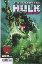 Immortal Hulk  #42 Knullified Variant
