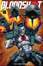 Bloodshot (Vol. 2)  #10 Cover A