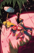 Power Rangers  #3 Cover B