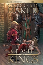 George RR Martins: Clash of Kings  #10 Cover A