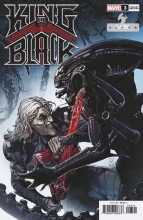 King in Black (5P Ms)  #3 Marvel vs Alien Variant