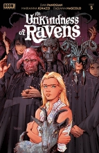 An Unkindness of Raven (5P Ms)  #5 Cover A
