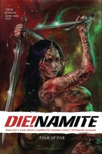 Die!Namite  #4 Cover A