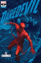 Daredevil (Vol. 7)  #26 Marvel vs Alien Variant