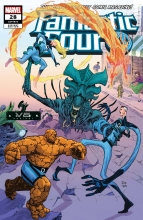 Fantastic Four (Vol. 6)  #28 Marvel vs Alien Variant