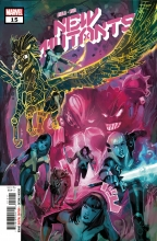 New Mutants (Vol. 2)  #15