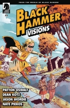 Black Hammer: Visions (8P Ms)  #1