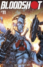 Bloodshot (Vol. 2)  #11 Cover A