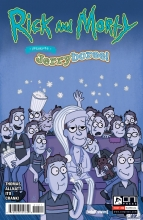 Rick and Morty Presents: Jerryboree  #1 Cover A