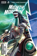 Mighty Morphin  #5 Cover A