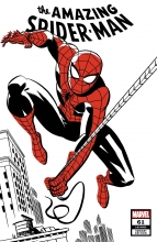Amazing Spider-Man (Vol. 6)  #61 Two-Tone Variant