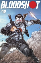 Bloodshot (Vol. 2)  #12 Cover A