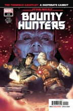 Star Wars: Bounty Hunters  #10