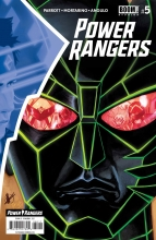 Power Rangers  #5 Cover A