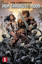 Cimmerian: Iron Shadows in the Moon  #1 Cover A