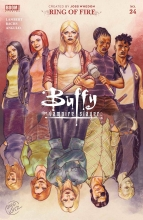 Buffy the Vampire Slayer  #24 Cover A