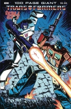 Transformers 84: Legneds and Rumors 100-Page Giant  #1