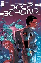 Deep Beyond (12P Ms)  #3 Cover A