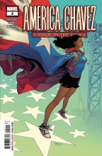 America Chavez: Made in the USA (5P Ms)  #2