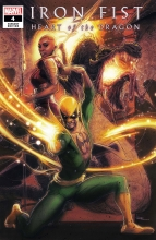 Iron Fist: Heart of Dragon (6P Ms)  #4 Variant