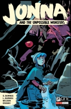 Jonna and the Unpossible Monsters  #2 Cover A