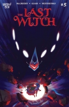 Last Witch (5P Ms)  #5 Cover A