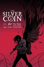 Silver Coin (5P Ms)  #1 Variant - 2nd Print