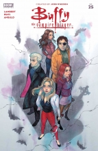 Buffy the Vampire Slayer  #25 Cover A
