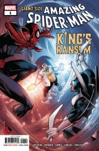 Giant-Size Amazing Spider-Man: Kings Ransom  #1