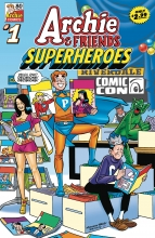 Archie and Friends: Superheroes  #1