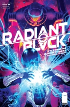 Radiant Black  #4 Cover A