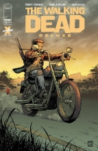 Walking Dead DLX  #15 Cover B