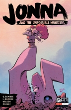 Jonna and the Unpossible Monsters  #3 Cover A